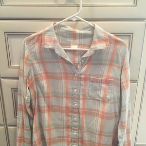 Jcrew factory button down